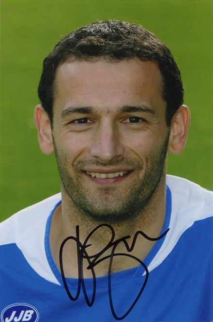 Josip Skoko, Wigan Athletic, signed 6x4 inch photo.